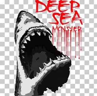 Shark Graphic Design PNG