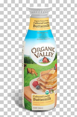 Buttermilk Organic Food Natural Foods Organic Valley PNG
