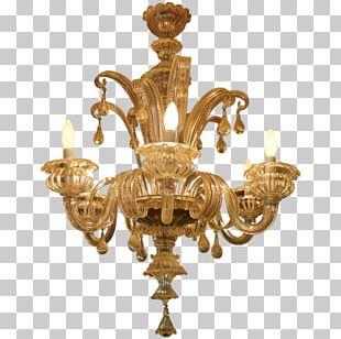 Chandelier Light Fixture Murano Sconce PNG
