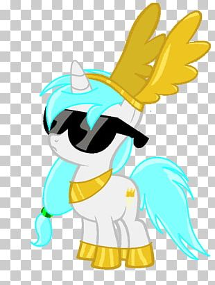 Unicorn Swag My Little Pony Like A Boss PNG