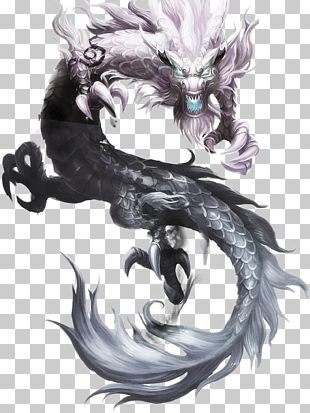 Fate Of Ascension Chinese Dragon Android If(we) PNG