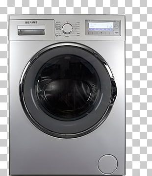 Washing Machines Home Appliance Combo Washer Dryer Laundry Cooking Ranges PNG