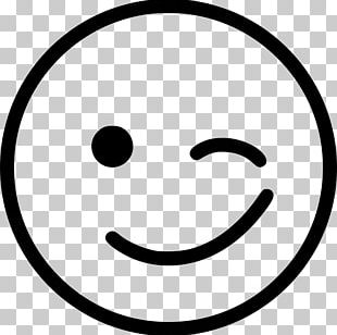 Wink Emoticon Smiley Computer Icons PNG