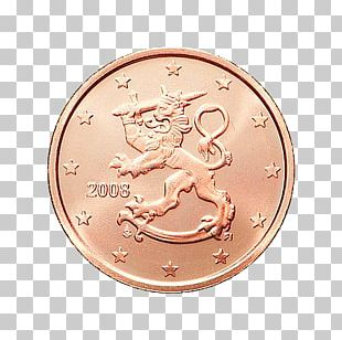 1 Cent Euro Coin 5 Cent Euro Coin Euro Coins 2 Euro Cent Coin PNG
