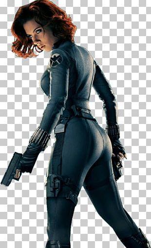 Black Widow Iron Man Captain America The Avengers Scarlett Johansson PNG