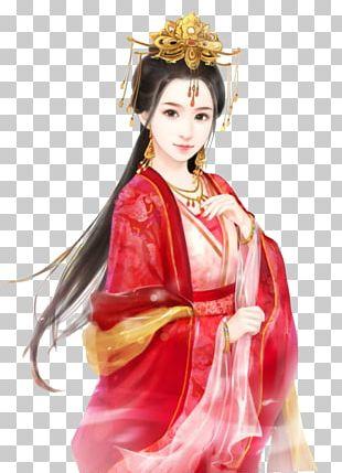 Xi Shi Four Beauties Bijin History Of China PNG