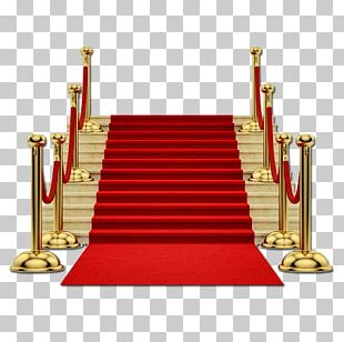 Red Carpet Stairs Stock Photography PNG