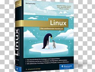 Linux: Das Umfassende Handbuch Raspberry Pi: Das Umfassende Handbuch Linux Distribution PNG