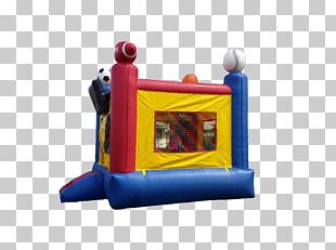 Inflatable Bouncers House Renting Water Slide PNG