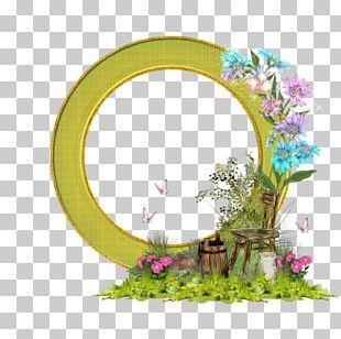Floral Design Flower CanalBlog Frames PNG