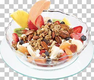 Breakfast Cora Vegetarian Cuisine Muesli Food PNG