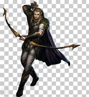Dungeons & Dragons Druid Pathfinder Roleplaying Game Elf Ranger PNG