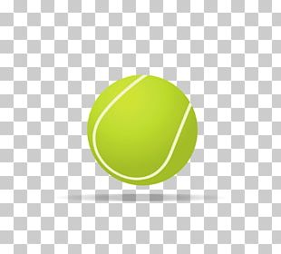 Logo Tennis Ball Font PNG