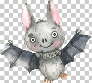 Halloween Card Perfect Days Bat Holiday PNG