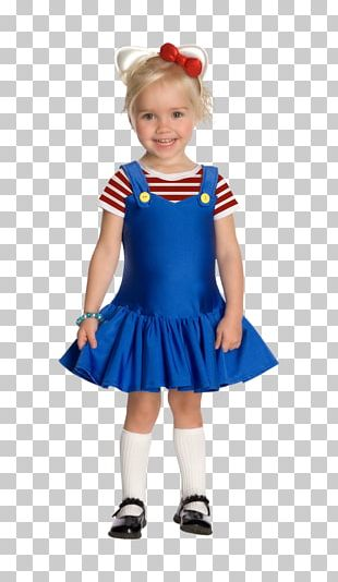 Hello Kitty Halloween Costume Child PNG