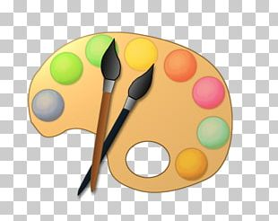 Palette Painting Artist PNG