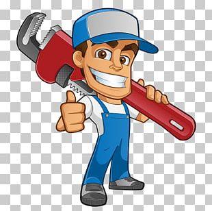 Plumber Atta-Boy Plumbing Services Drain Tap PNG