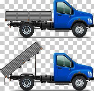 Truck Stock Illustration PNG