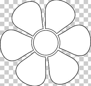 Petal Flower Drawing Png Clipart Blue Blue Flower Circle