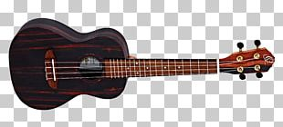 Ukulele Acoustic Guitar Musical Instruments Luna Guitars Aurora Borealis 3/4 PNG