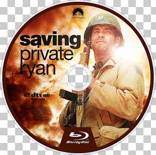 Saving Private Ryan DVD Blu-ray Disc Film 0 PNG