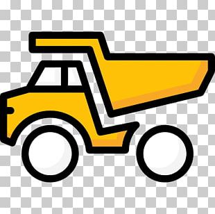 Dump Truck Motor Vehicle Computer Icons Architectural Engineering PNG