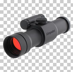 Aimpoint AB Red Dot Sight Reflector Sight Aimpoint CompM4 PNG
