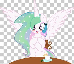 Illustration Horse Fairy Design PNG