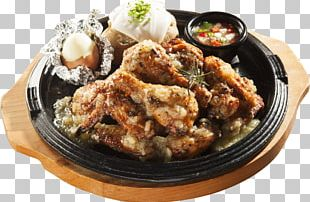 Korean Fried Chicken Food Roast Chicken Barbecue PNG