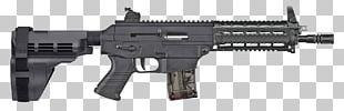 Assault Rifle M4 Carbine Airsoft Guns Firearm .22 Long Rifle PNG