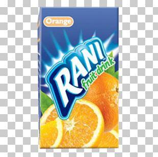 Orange Juice Orange Drink Rani Juice Nectar PNG