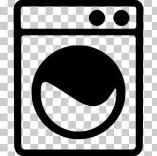 Towel Laundry Symbol Washing Machines PNG