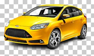 2014 Ford Focus ST Car Ford Fiesta Ford S-Max PNG