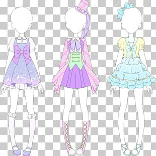 Aikatsu! Fashion Drawing Art Clothing PNG