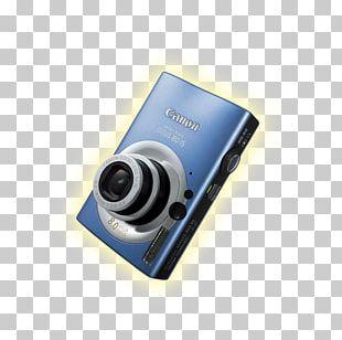 Digital Camera Camera Lens PNG