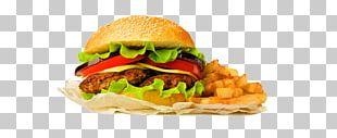 Cheeseburger Hamburger French Fries Cola Buffalo Burger PNG