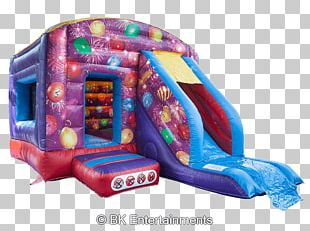 Inflatable Bouncers Child Playground Slide Bungee Run PNG
