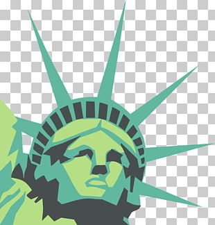 Statue Of Liberty Graphic Design PNG