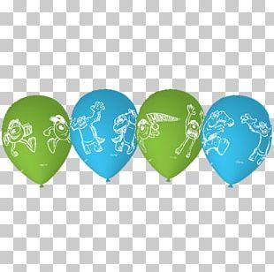 James P. Sullivan Balloon Character The Walt Disney Company 99 Luftballons PNG