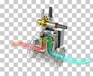 SolidWorks Computational Fluid Dynamics Computer Simulation Computer Software PNG