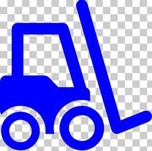 Car Forklift Truck Transport Computer Icons PNG