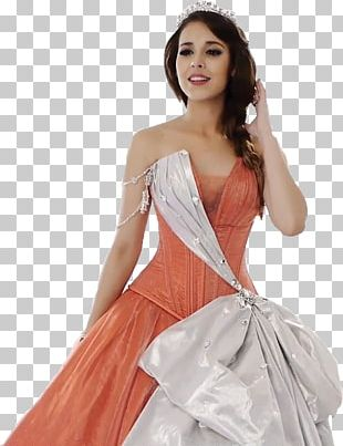 Danna Paola Model Photo Shoot Fashion Gown PNG