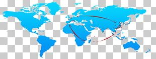 Globe World Map Graphics Equirectangular Projection PNG