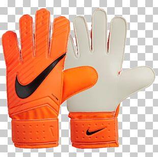 Goalkeeper Glove Football Sporting Goods Nike PNG