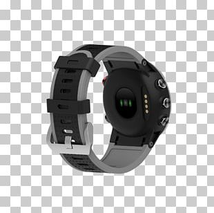 Smartwatch GPS Navigation Systems Heart Rate Monitor Water Resistant Mark PNG