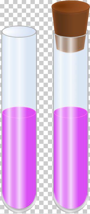 Test Tubes Laboratory Glass Tube Test Tube Rack PNG