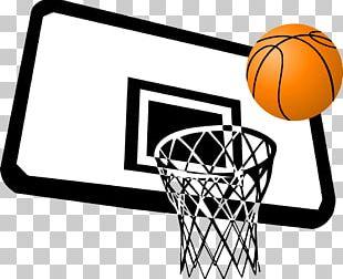 Basketball Court Slam Dunk PNG