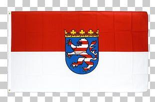 Flag Of Hesse Flag Of Hesse Fahne Flagpole PNG