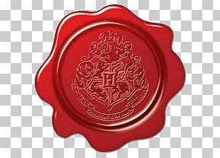 Hogwarths Acceptance Seal PNG