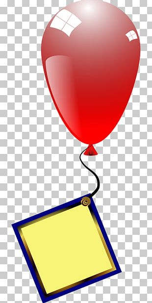 Toy Balloon Flight Computer Icons PNG